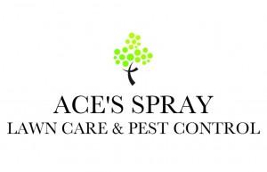 Ace's Spray Logo